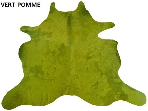 Peau-De-Vache-Verte-Pomme-A34