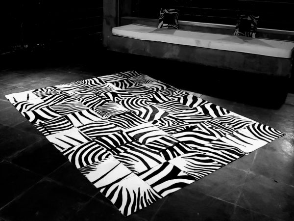 Tapis-Zebre-Kenya