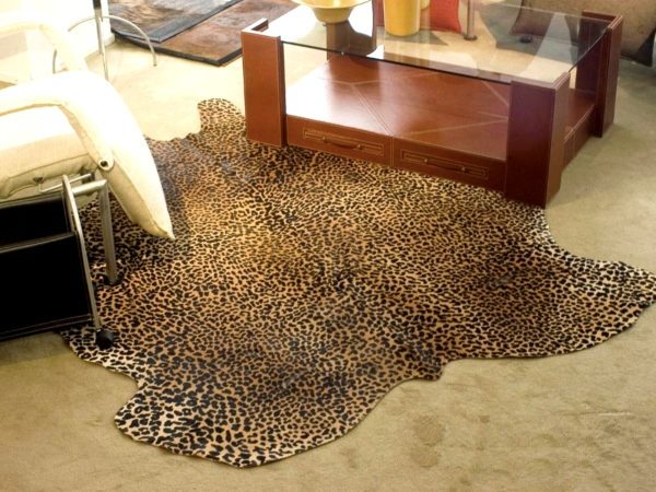 Peau-De-Leopard