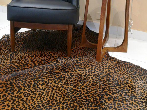 Tapis-Leopard